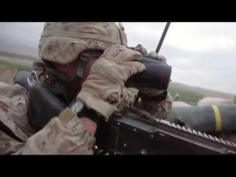 U.S. Marines in Afghanistan - REAL COMBAT !!!