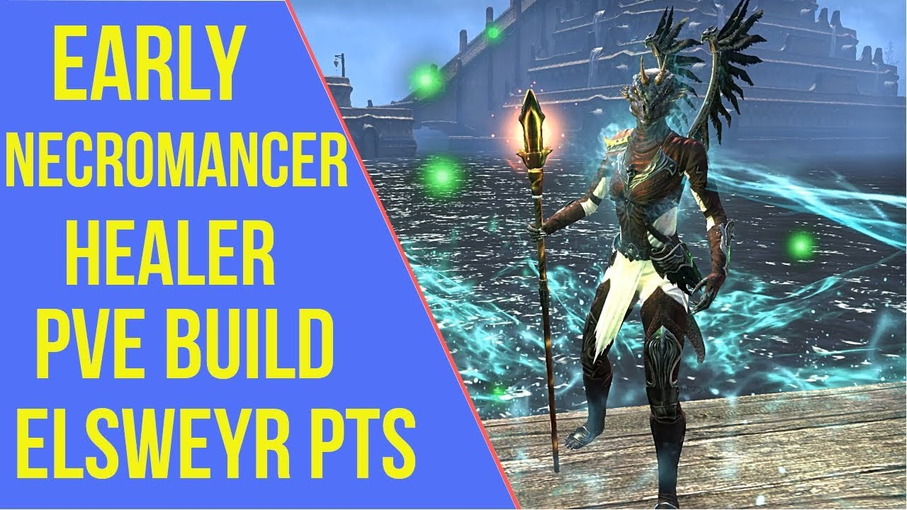 Eso Best Race For Magicka Necromancer