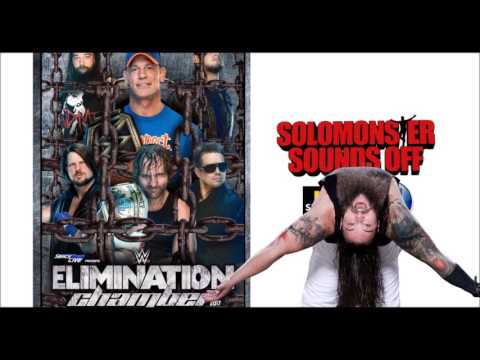 Sound Off Extra - WWE Elimination Chamber 2017 Review!
