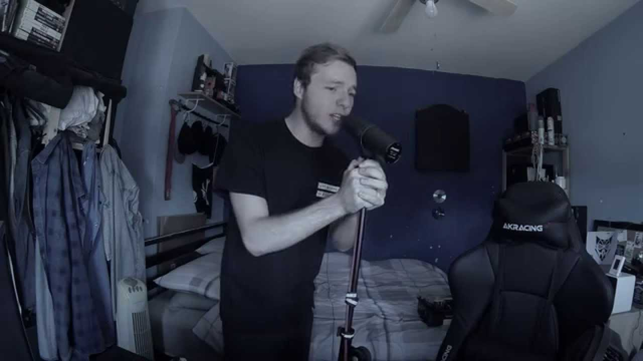 Front porch step drown vocal cover
