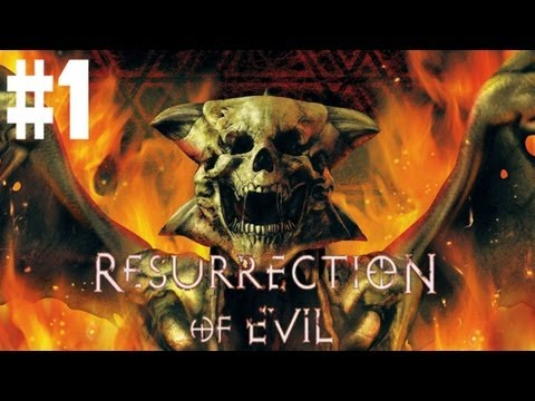 Lets Play: Doom 3 - Resurrection of Evil - Walkthrough Gameplay - Part 1