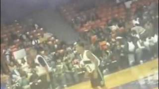 Celebrity Basketball Game ( Fight Almost Breaks Out Between Bow Wow & Nelly)