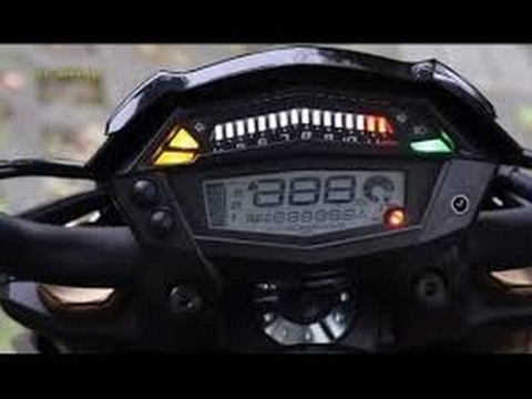 Kawasaki Z1000 Top Speed - YouTube