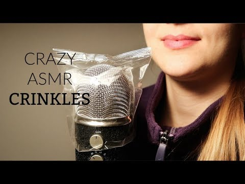 The Best ASMR Crinkles You'll Hear Today