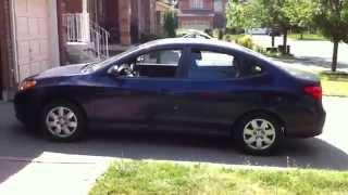 2010 Hyundai Elantra Blue Videos