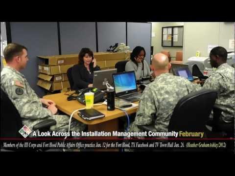 A Look Around IMCOM - February 2012
