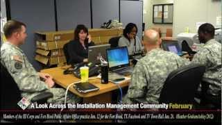 A Look Around IMCOM - February 2012