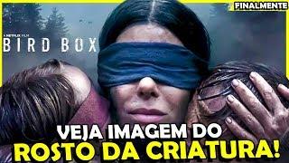 FINALMENTE REVELADO O QUE SÃO AS CRIATURAS DE BIRD BOX