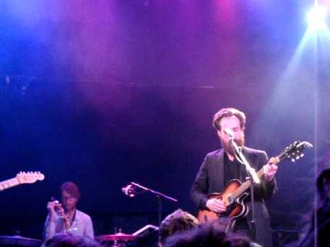 Iron And Wine- Boy With A Coin Live 15/03/11