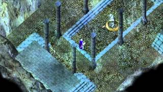Ultima Online: A Kingdom Reborn -- Dark Knight Fight.