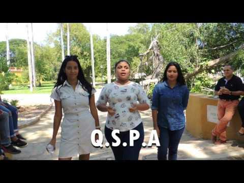 Tour by the city of Santa Marta Magdalena Ruru´s class