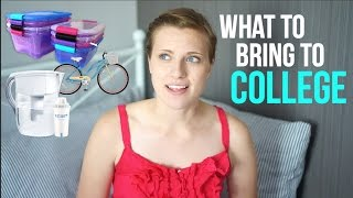 What to pack for college and what NOT to pack for college! Comment ...