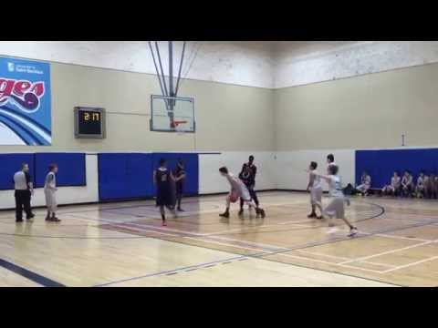 Team Flex v The Academy - 10/18/15 - 3rd Quarter