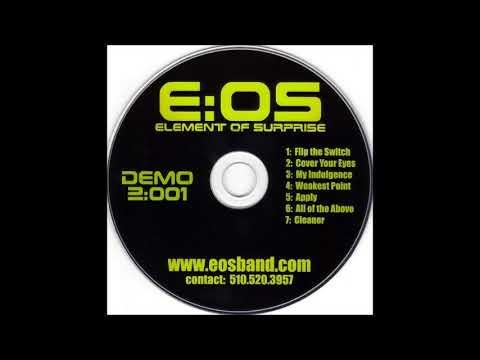 Element Of Surprise - Demo 2001 (Full Album)