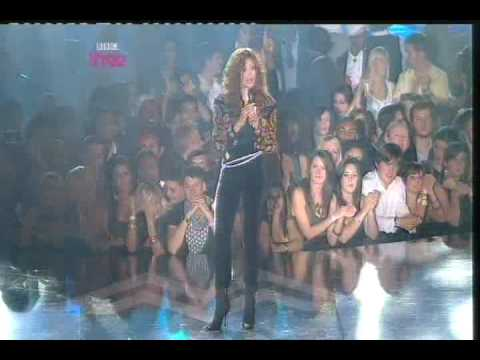 La Toya - MOBOs 2009 Michael Jackson Tribute Part 1