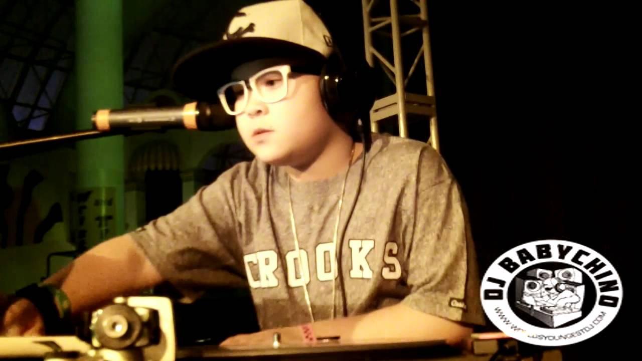 dj baby chino - the world's youngest dj part 4 - youtube