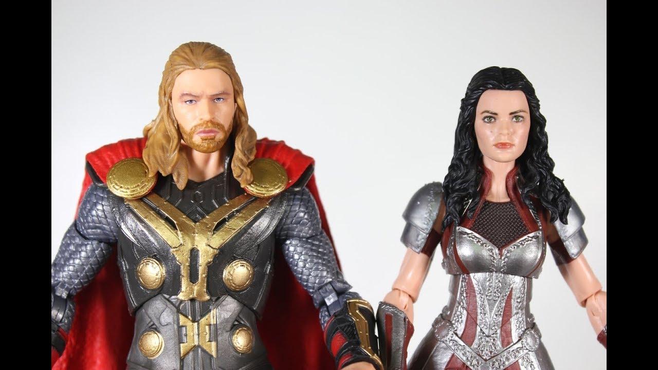 "Marvel Legends 6/"" Marvel Studios The First Ten Years Thor MCU The Dark World"