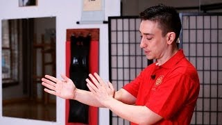 How to Do Man Sau / Wu Sau aka On Guard | Wing Chun