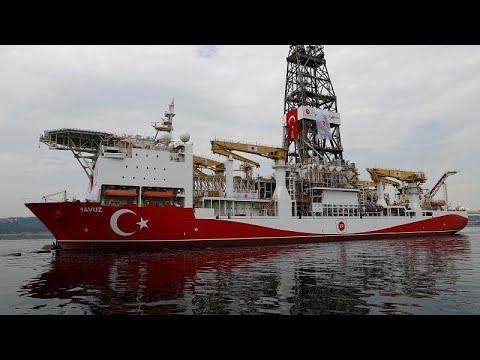 euronews (em português): Turquia enfrenta União Europeia devido a exploração ao largo de Chipre