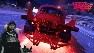 "Резвый ""жучара"" Volkswagen Beetle и гонки против боссов NFS Payback"