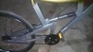 Luis Nonato: bike corona