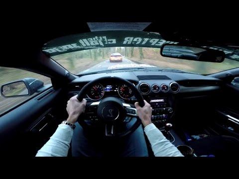 POV Drive: Ford Mustang Shelby GT350 | Police Interceptor
