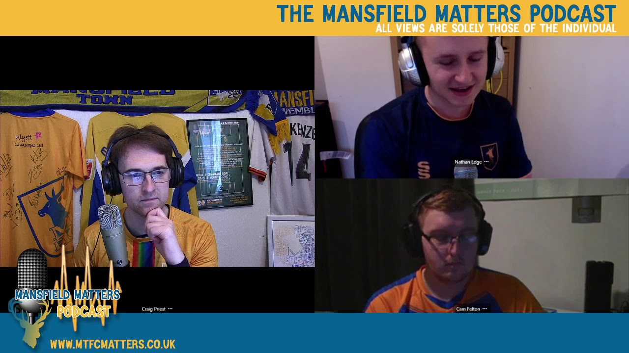 Mansfield Matters and The Manc Stag Present...