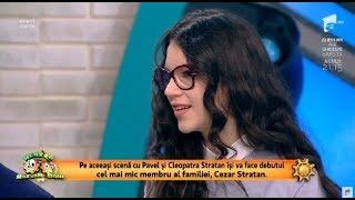 """Cleopatra Stratan &quotAm sase recorduri mondiale"""""""