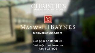 Appartement de luxe à vendre à Bordeaux : SCS1008