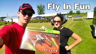 Thumnail for Tri State Model Flyers SkyHawks Fly In / Trade Show Fun 2016 with TheRcSaylors