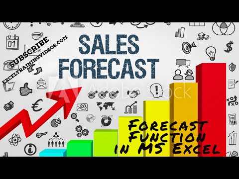 forecast-function-in-ms-excel