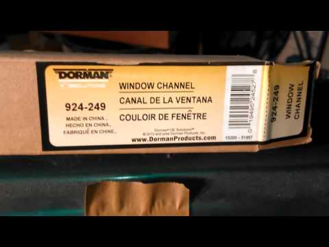 Window Glass Lift Plate Front-Left//Right Dorman 924-249