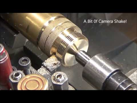 The Easiest & Safest Method Of Screw Cutting Threads On The Lathe.