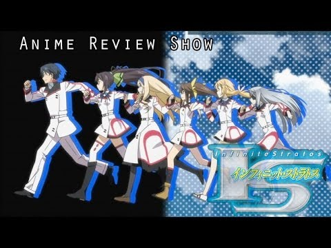 Anime review show infinite stratos 2 youtube