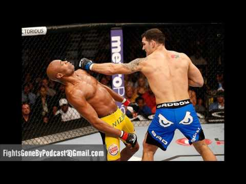 Fights Gone By #46:  Chris Weidman's Redemption Angle