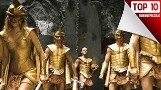 Pelicula dioses griegos