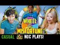 NOC Plays: WHEEL OF MISFORTUNE (Overwatch)