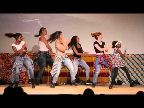Ragga Dancehall avancés GALA 2015 avec Marseille Dance Academy