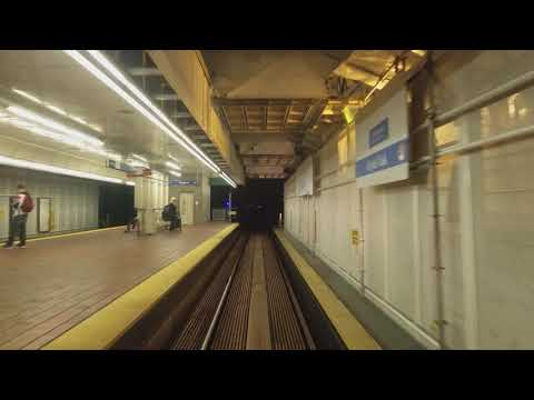 Vancouver SkyTrain: Expo Line Eastbound Pt. 3, Metrotown to Edmonds - The Complete Ride 4K