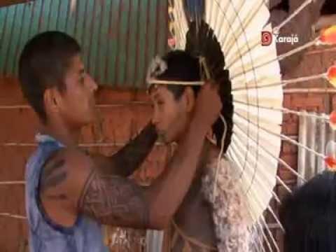 Hetohoky - O ritual de iniciação dos meninos Karajá