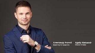 Александр Агатий, директор по продажам Mayorcars