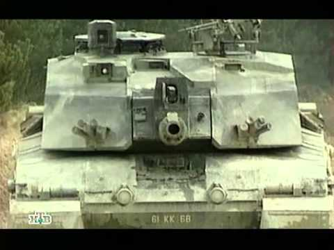 Военное дело - Танк Челленджер 2 (Challenger 2) - YouTube