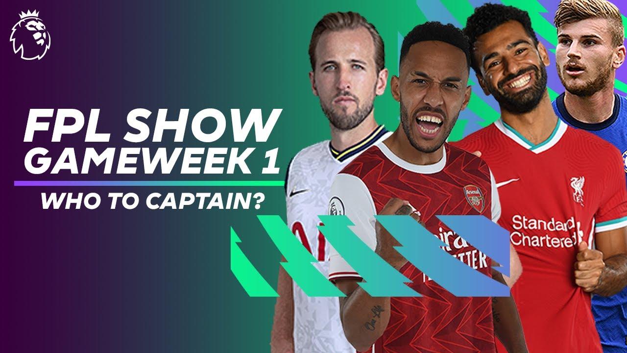 Who to captain for Fantasy Premier League GW1? | FPL Show ft. current CHAMPION Joshua Bull