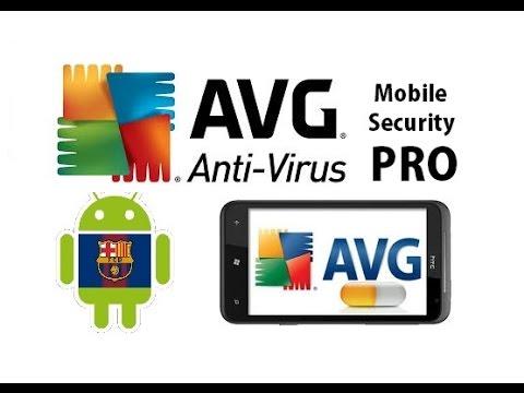 AVG Mobile Antivirus Security PRO gratis para Android ( apk)