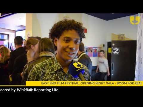 Jonathan Caicedo-Galindo - East End Film Festival: Opening Night Gala