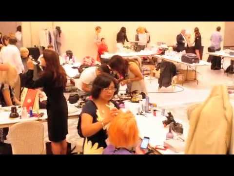 High Fashion Hair by Evolve in Miami 2012