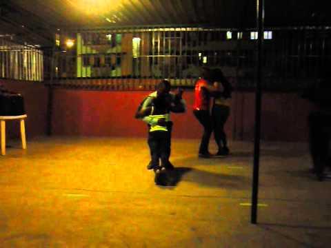 Luanda Angola kizomba dance school 2014