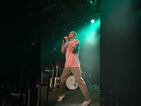 3 Nights - Dominic Fike Live In San Francisco 10/1/19