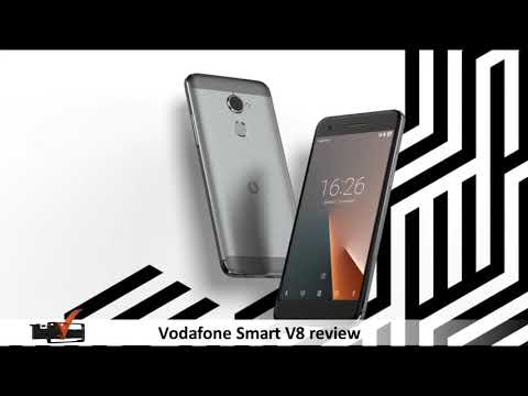 Vodafone Smart V8 review | offering a whole lot of performance