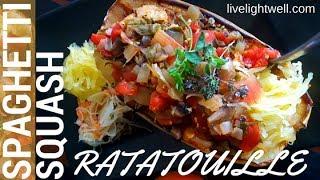Gerson Vegan Ratatouille - For Veggie Ketos Too!
